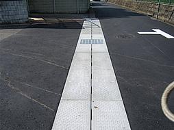 写真:市道青葉台道路改良工事