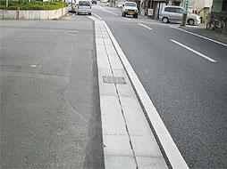 写真:平成18年維3委第3号 道路構造物復旧業務