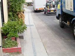 写真:平成17-18年度 橘外1件舗装修繕工事